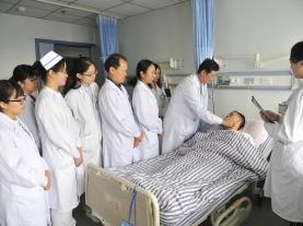 化疗一区科室人员