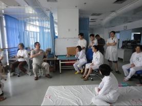 香港复康会专家交流学习