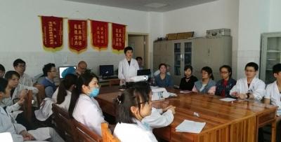 康复医学科赴广西桂东人民医院指导开展康复新技术