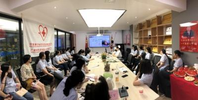 妇科赴企业开展女性健康科普讲座