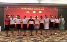 我院获2019年广西慢病管理演讲比赛二等奖