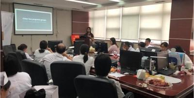 英国Sesh K. Sunkara教授到我院生殖中心进行学术交流访问