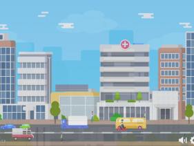 广西电子健康卡宣传片(2019动漫版)