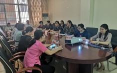 柳州市工人医院护理部到AG贵宾会专科护士临床培训基地开展学习交流