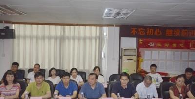 我院巡回医疗队进驻陆川县第四批队员开展扶贫日义诊活动