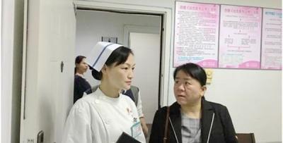 南宁市卫生健康委到我院开展出生医学证明管理工作突击检查