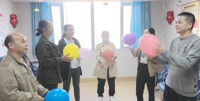 社工部联合医保科、儿科开展血液病患儿照顾者减压小组活动