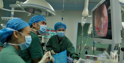 我院紧密型医联体单位成功开展经口内镜下食管下段环形肌切开术