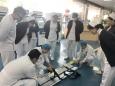 邕武医院急诊科开展节前院前急救操作培训