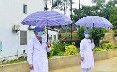 """广西""""小汤山医院""""第六批患者治愈出院,已累计出院39人"""