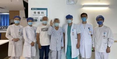 uedbet体育平台:自治区人民医院移植科迎来迁新后首次手术小高峰