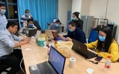澳门赌场:检验团队助力南宁核酸筛查 30小时完成11.7万人次核酸检测