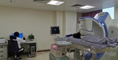 妇科成功治疗一名子宫肌瘤合并中度贫血患者
