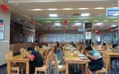 转载广西学习强国平台关于我院: 打造营养食堂 让饮食更健康